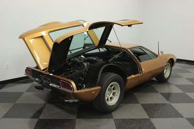 Car for Sale: 1969 De Tomaso Mangusta - image 770766