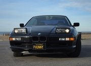 Car For Sale: George Carlin's 1996 BMW 850Ci - image 768880