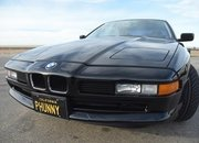 Car For Sale: George Carlin's 1996 BMW 850Ci - image 768898