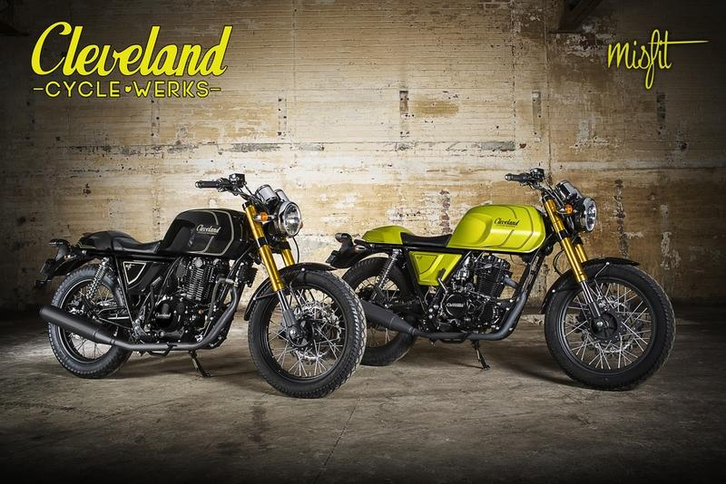 Cleveland CycleWerks to setup shop in India