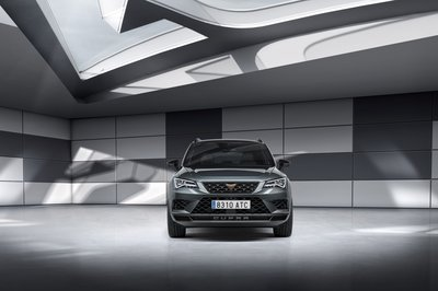 Entering Stage Left: The 296 Horsepower Cupra Ateca - image 770168