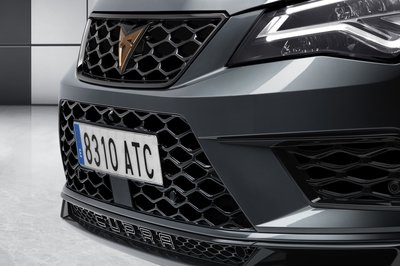 Entering Stage Left: The 296 Horsepower Cupra Ateca - image 770169