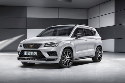 Cupra Could See Electric Drivetrain Tech Before SEAT - image 770198