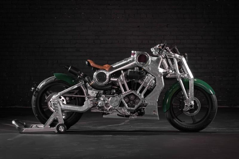 8ac59078020 Curtiss Motorcycles announces the final production V-Twin