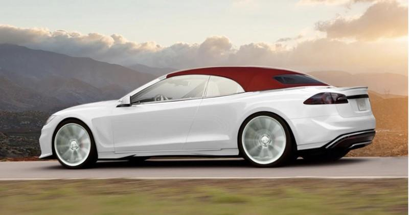 Does a Convertible Tesla Model S Sound Enticing?
