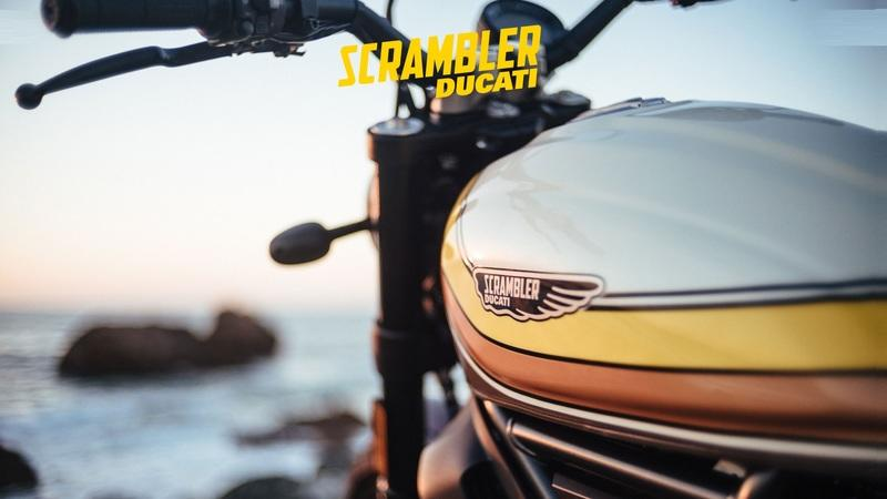 Ducati is getting a new 'Scrambler Hashtag' for the millennials. And yes, that is the name of the motorcycle