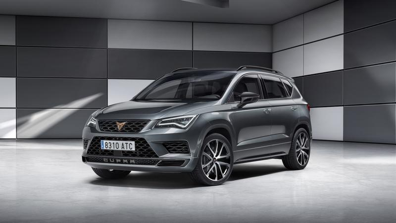 Entering Stage Left: The 296 Horsepower Cupra Ateca