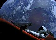 Starman and Elon Musk's Tesla Roadster Cruise Past Mars on the Way to Deep Space Nine - image 766742