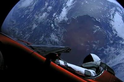 Falcon Heavy Launch Sends Tesla Roadster And Starman Into The Great Beyond, But Now What? - image 766742