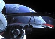Starman and Elon Musk's Tesla Roadster Cruise Past Mars on the Way to Deep Space Nine - image 766744