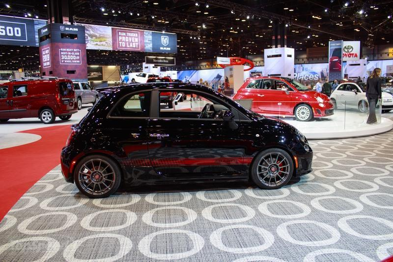 2018 Fiat 500 Abarth | Top Speed