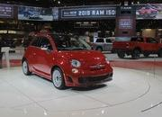 Fiat Adds Turbo Fun Across The 500 Lineup At Chicago Auto Show - image 766478