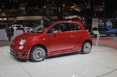 Fiat Adds Turbo Fun Across The 500 Lineup At Chicago Auto Show - image 766486