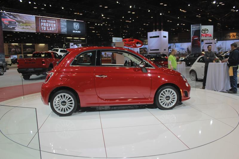 If The US-Spec Fiat 500 Received an Updated Styling, Why Does it Still Look the Same?