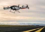 First Flight of Airbus Passenger Drone a Complete Success - image 765755
