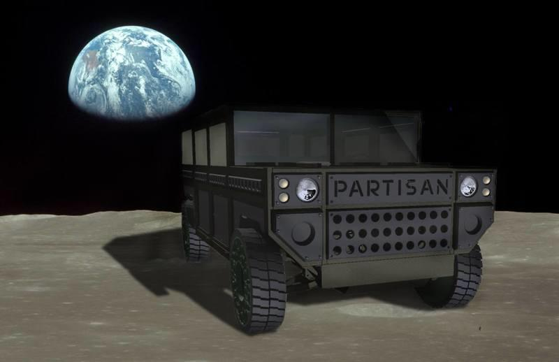 Flight of Fancy: German Company Wants to Send its SUVs to Outer Space