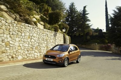 Ford Reveals Updated Ka+; Adds Crossover Model and Diesel Engine - image 765418