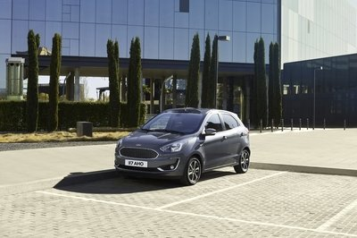 Ford Reveals Updated Ka+; Adds Crossover Model and Diesel Engine - image 765439