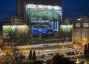 Ford Enters Guinness World Records with a Billboard - image 770649