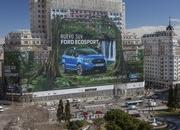 Ford Enters Guinness World Records with a Billboard - image 770642
