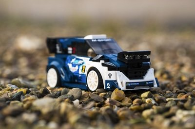 Ford's M-Sport Fiesta Rally Car Now Available in the LEGO Speed Champions Collection - image 769537