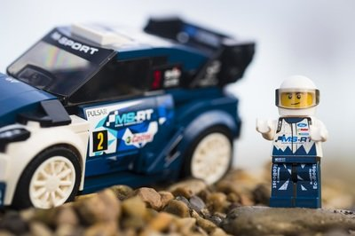 Ford's M-Sport Fiesta Rally Car Now Available in the LEGO Speed Champions Collection - image 769538
