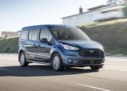 Ford Transit Connect Gets Diesel Engine in Chicago - image 766085