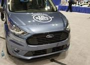 Ford Transit Connect Gets Diesel Engine in Chicago - image 766193