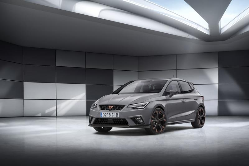 Cupra Ibiza Vs. Ford Fiesta ST – A Visual Comparison