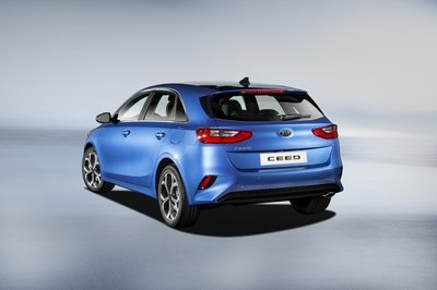 "Report: The 2019 Kia Ceed Will Offer i30 N ""Agility and Playfulness"" in GT Trim - image 768740"