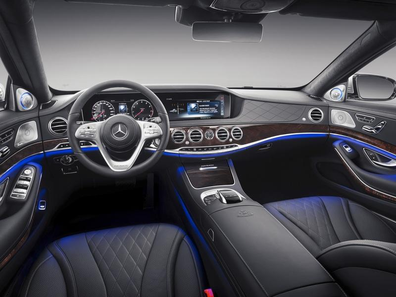 2019 Mercedes-Maybach S-Class Interior - image 769620