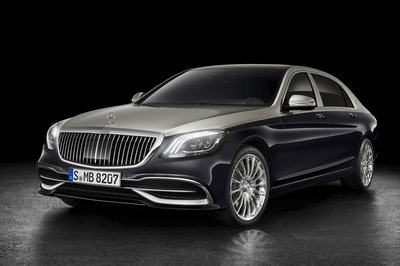2019 Mercedes-Maybach S-Class - image 769754