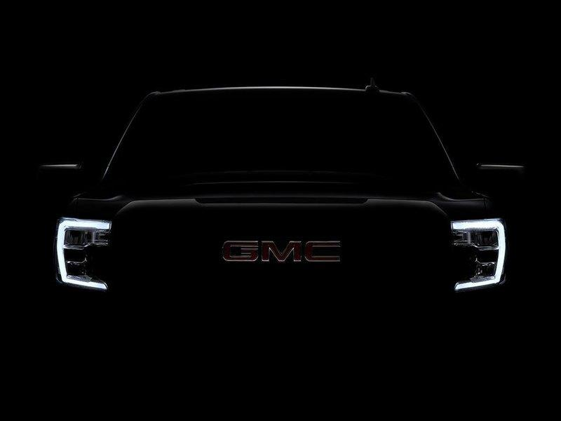 GMC Teases the 2019 GMC Sierra; Debut Imminent!