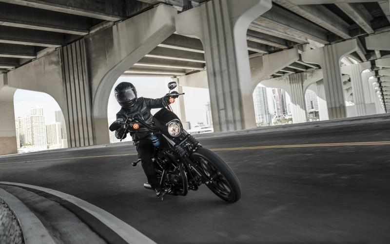 Gallery: Harley-Davidson Forty Eight Special and Iron 1200