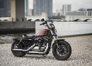 Gallery: Harley-Davidson Forty Eight Special and Iron 1200 - image 770293