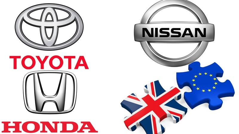 Honda, Toyota, and Nissan Threaten to Leave the U.K. if Brexit Kills Profits