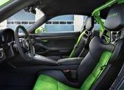 Hulk-Green 2018 Porsche 911 GT3 RS Leaks Prior to Debut - image 765602