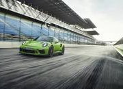 Hulk-Green 2018 Porsche 911 GT3 RS Leaks Prior to Debut - image 765603