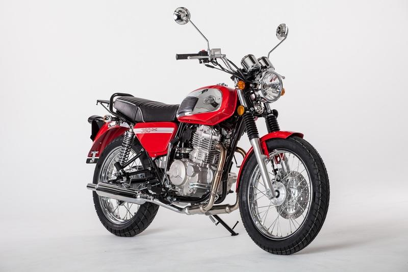 JAWA Moto is here with their latest iterations of the 350 and 660 Vintage