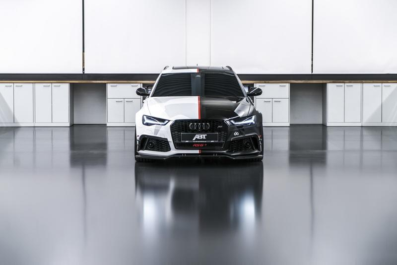 John Olsson's New Ride is A Two-Faced RS6 With Sinister Intentions
