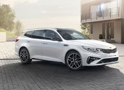 Kia Gives the Optima Sportswagon a Revitalizing New Look and Fresh Power for the Geneva Motor Show - image 770841
