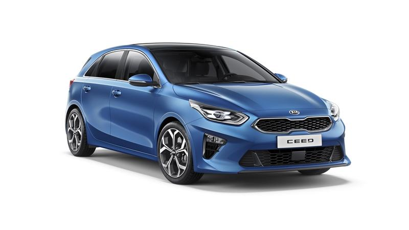 Kia Marketing Boss Confirms a Ceed SUV is in the Works