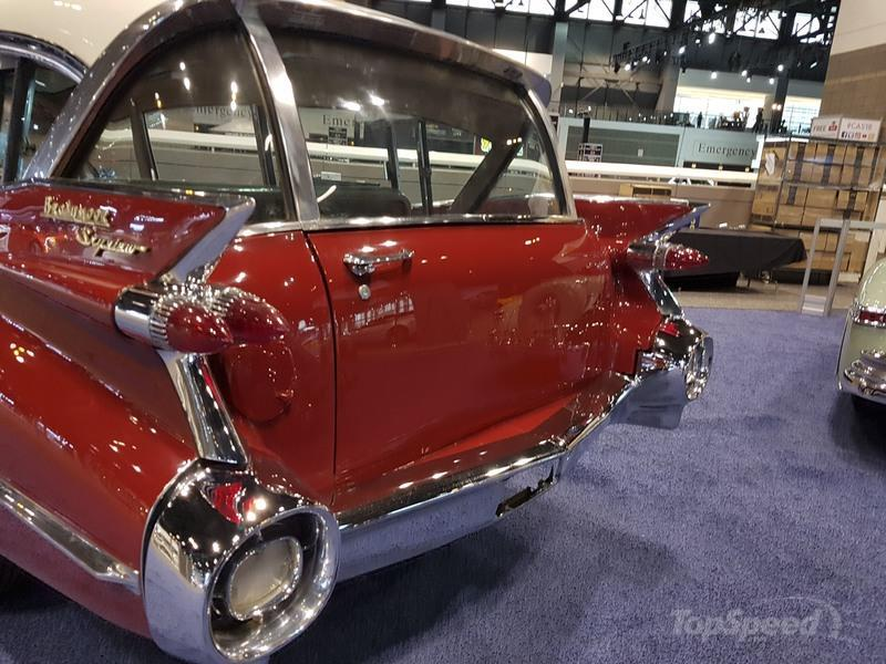 We Found a Bunch of Cool Classic Cars at the Chicago Auto Show