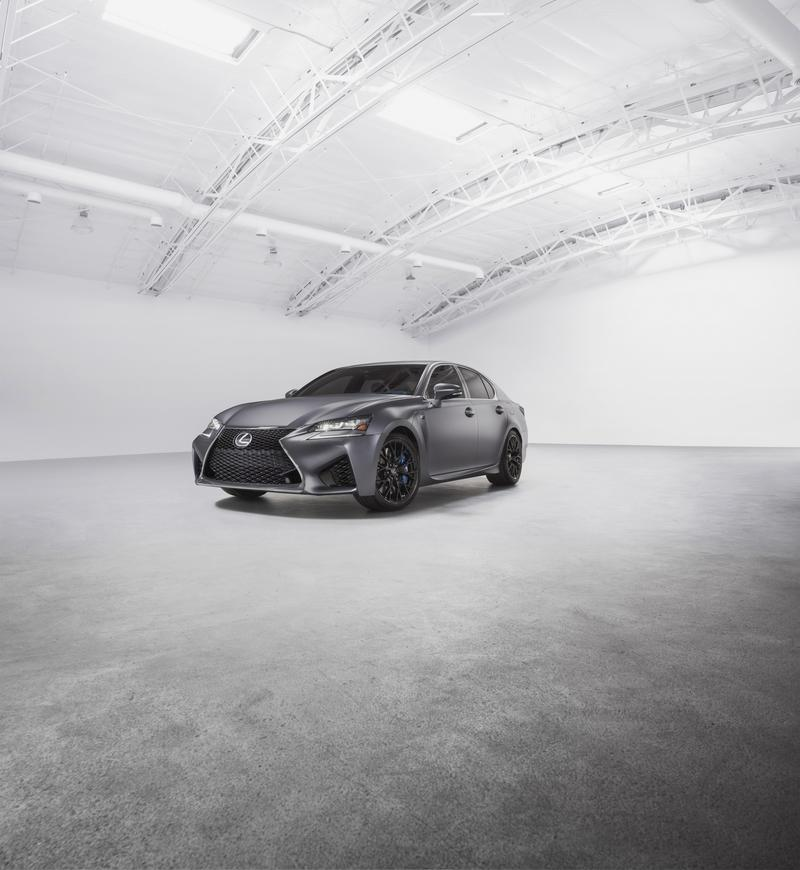 2018 Lexus GS F 10th Anniversary Special Edition