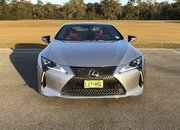 The 2018 Lexus LC500 is the Definitive Grand Tourer - image 767634