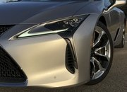 The 2018 Lexus LC500 is the Definitive Grand Tourer - image 767636