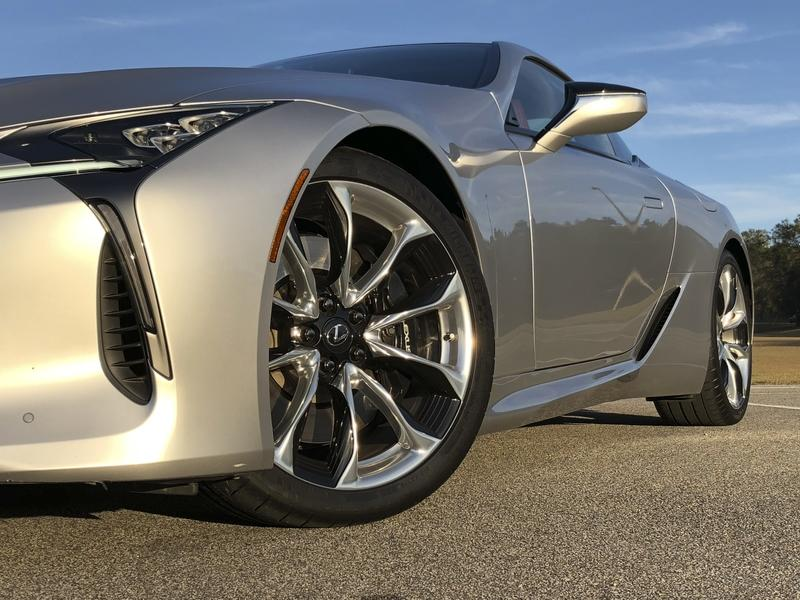What It's Like to Daily Drive the Lexus LC500 - image 767640