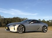 The 2018 Lexus LC500 is the Definitive Grand Tourer - image 767625