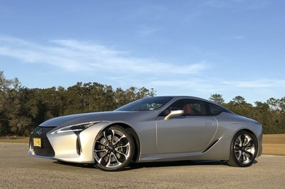 Why The Lexus LC500 Isn't Perfect - image 767625