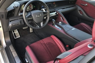 Why The Lexus LC500 Isn't Perfect - image 767653
